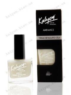 Отбеливающий лак Kalyon для визуального отбеливания ногтей - объем 11 мл.