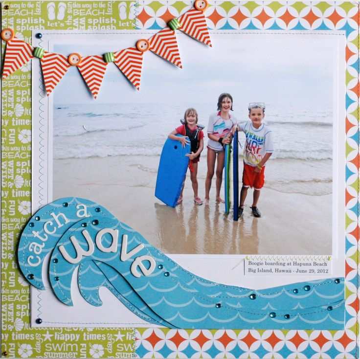 New Summer Collection from Queen & Co - Scrapbook.com
