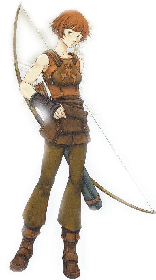 Dorothy Fire Emblem: Binding Blade