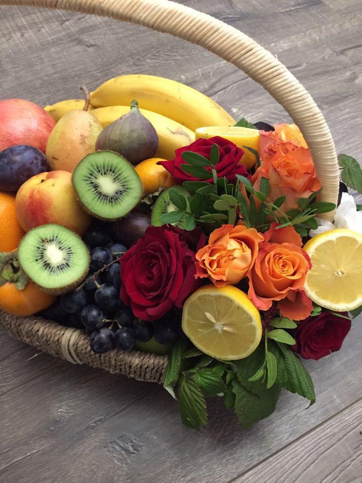 картинки с фруктами и цветами фото смотрю тебя чуть