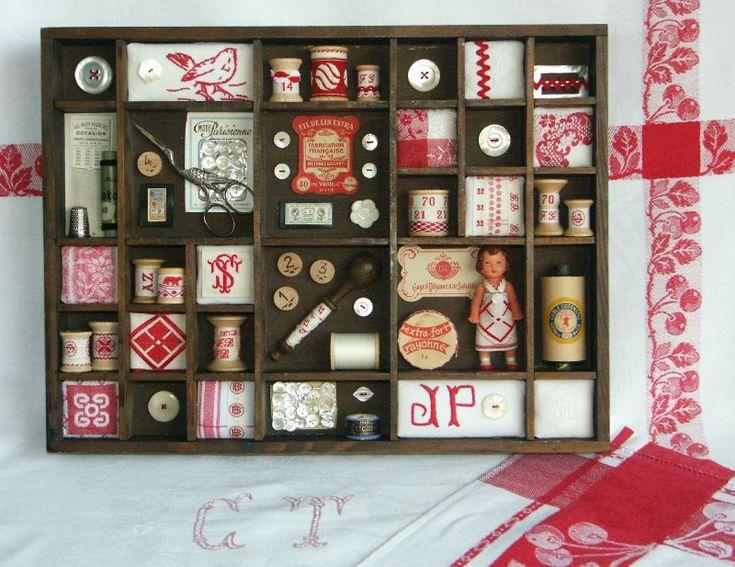 idée décor tiroir