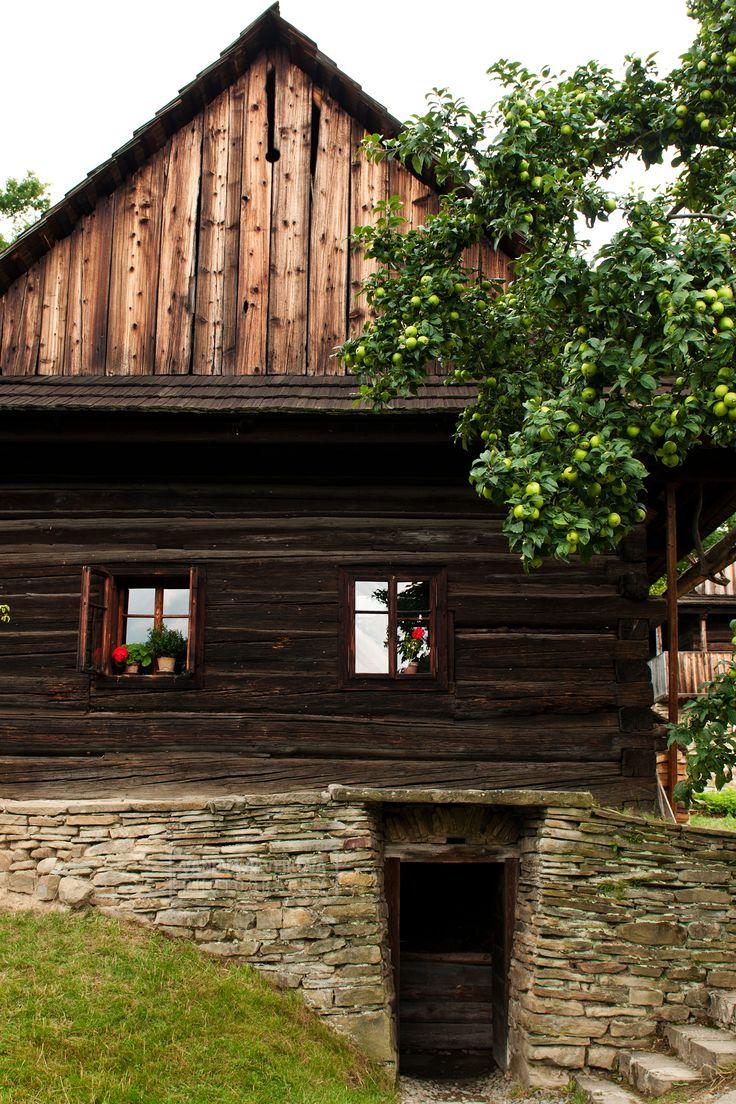 Cottage (Wallachian Open Air Museum, Rožnov pod Radhoštěm)