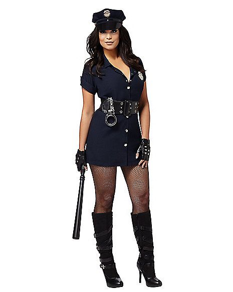 Are adult cop costume
