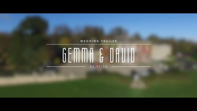 Congratulations to Gemma & David who tied the knot today at  Wood Hall Hotel & Spa in Wetherby. We hope you both had a fabulous day. Here's the trailer!  For more information on how to book us for your wedding day and on the other services we provide, go to our website https://www.davespinkphotography.co.uk