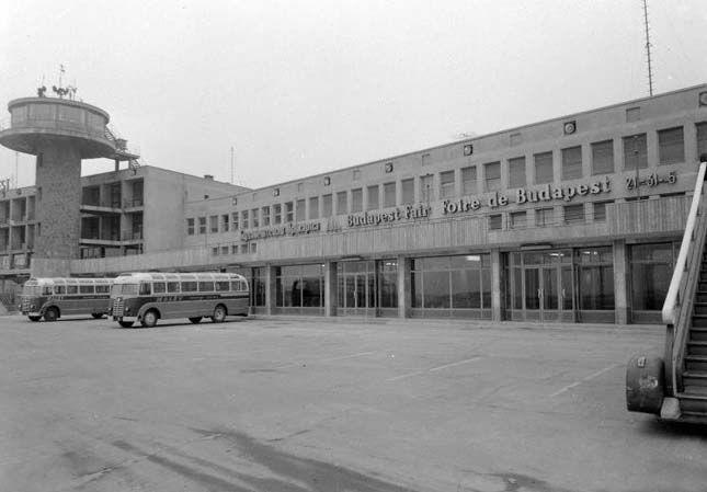 1962. Ferihegyi repülőtér