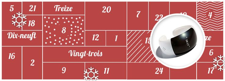Idée Cadeau du jour : Montre connectée ZeBracelet My Kronoz #Connectedhome #Noël #ZeBracelet #MyKronoz #Smartwatch