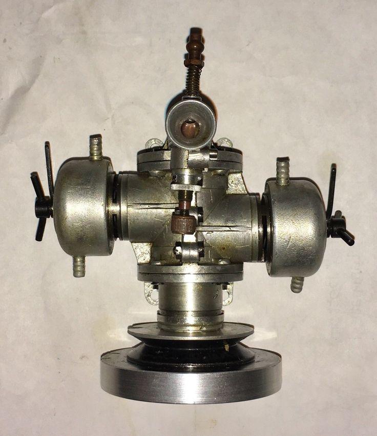West Herr Jaguar >> 5 cc Robbe Duo 29 marine diesel engine, produced in the ...