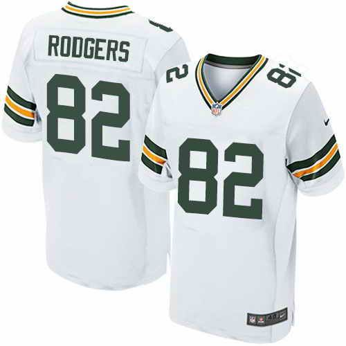 http://www.nflbravojerseys.co/Nike-NFL-Elite/Green-Bay-Packers-/Nike-Packers--82-Richard-Rodgers-White-Men-s-Stitched-NFL-Elite-Jersey-45136/