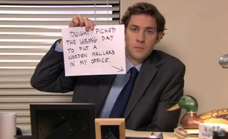 17 best images about the office on pinterest offices the office finale and jim o 39 rourke - The office season 7 episode 17 ...