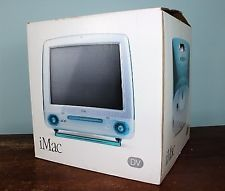 Vintage iMac G3 brand new in the box
