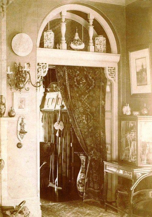 Victorian Edwardian Interior Photographs
