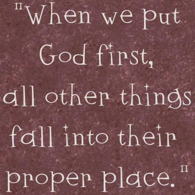 Put God first!The Lord, Remember This,  Dust Jackets, Numbers One, Quote, Life Mottos,  Dust Covers, Book Jackets, God First