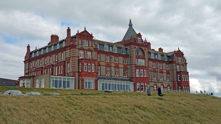 The Headland Hotel, newquay