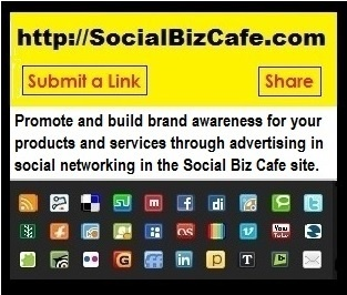 Social Biz Cafe Social Network Advertising
