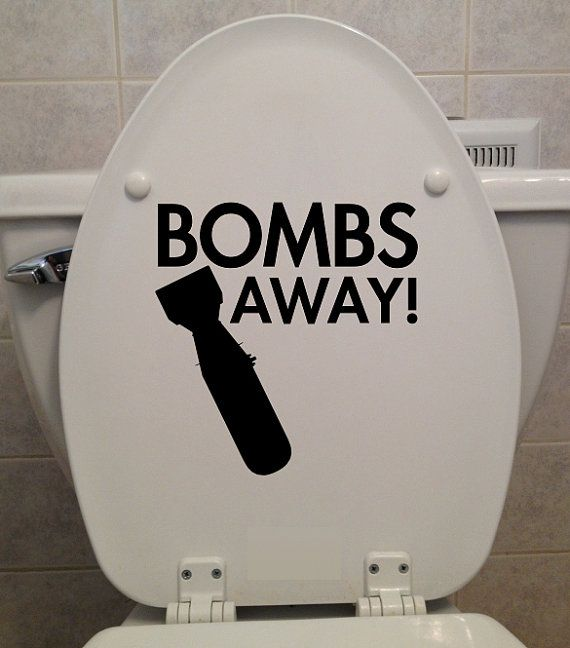 Image result for toilet decals