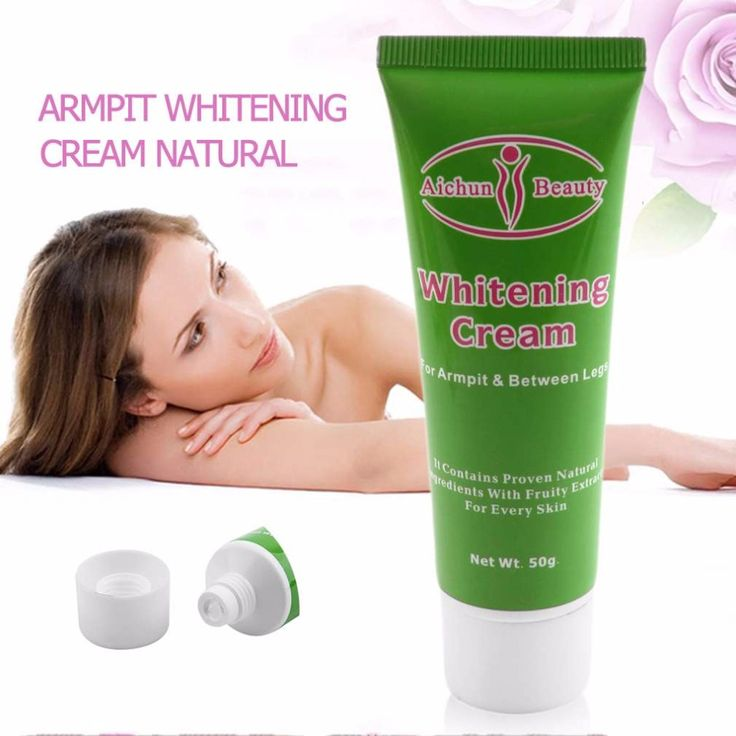 Aichun Armpit Whitening Cream Natural Formula Underarm Privite Parts Skin Whitening Massage Cream Legs Knee Whitening