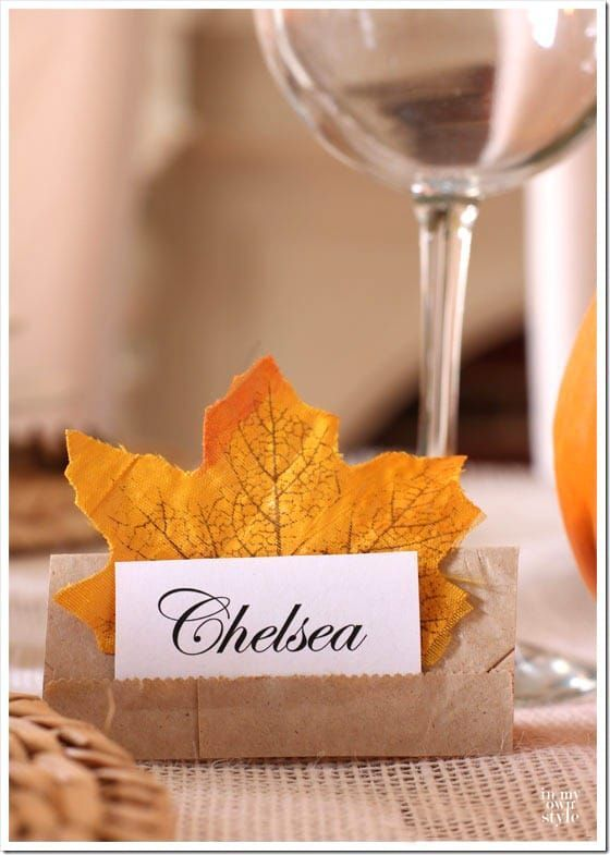 629 best thanksgiving craft activities images on pinterest for Unique thanksgiving place card holders