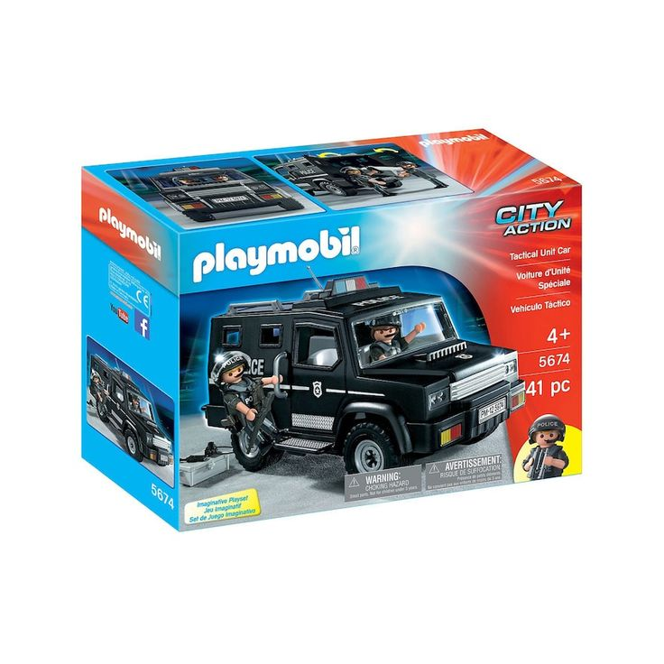 #Christmas Need buy Playmobil Tactical Unit Car - 5674, Multicolor for Christmas Gifts Idea Shopping Online . The amount of instances have you been paid to excellent plans to have your child the hot new Christmas Toys. If you allow your chosen Christmas Toys to your baby, don't merely hand this for you to t...