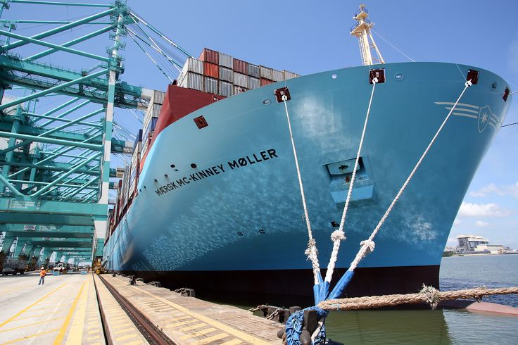 the world's largest ship