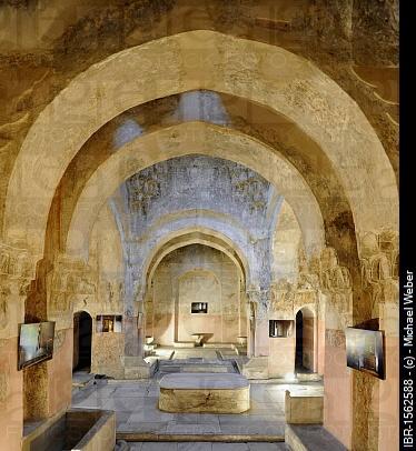 Paradisos Bath Bey Hamam, Thessaloniki
