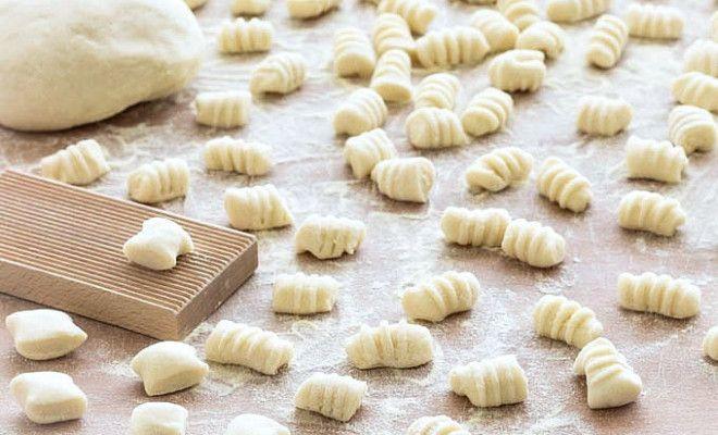 Jak vyrobit noky ze 2 ingrediencí - Scribbler.cz