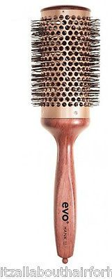 Evo Large Hank 52mm Ceramic Vented Radial Hair Brush