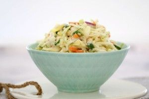 Thermomix Apple Coleslaw - ThermoBliss