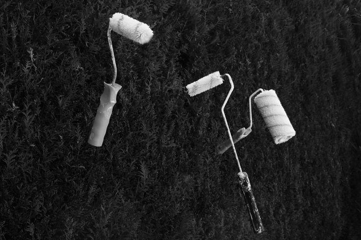 Floating Brushes II