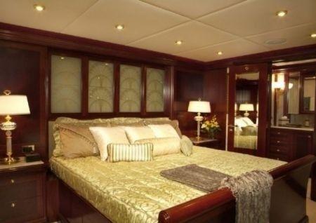 Yacht camera letto