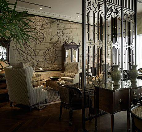 Planters Lounge   Eastern & Oriental Hotel, Penang, Malaysia