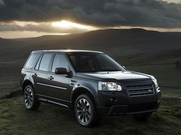 Land Rover Freelander 2 Sport (2010).