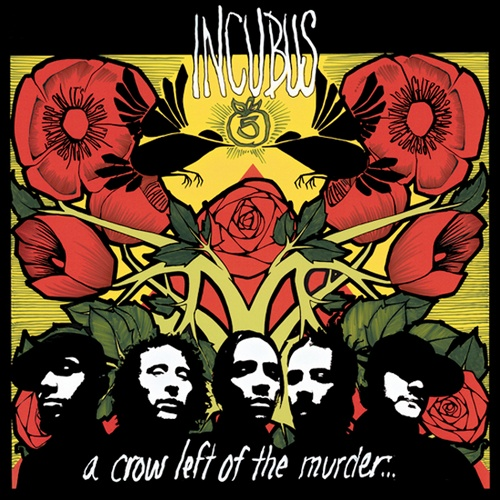 Rock Album Artwork: Incubus - A crow left of the Murder...