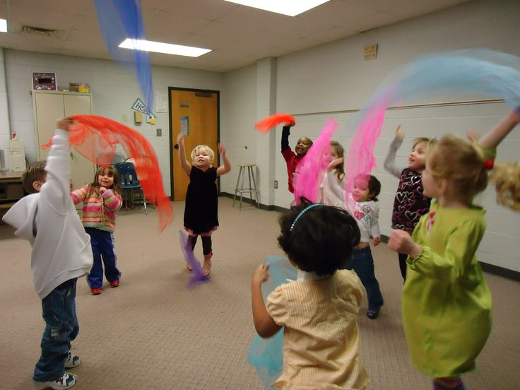 music and movement for toddlers ideas | Music and Movement Class