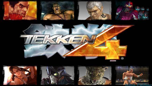 Tekken 4 Ps2 Iso Usa Tekken 4