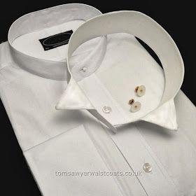 История мужской рубашки