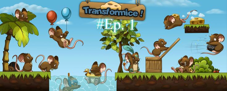 Transformice   #Ep. 1