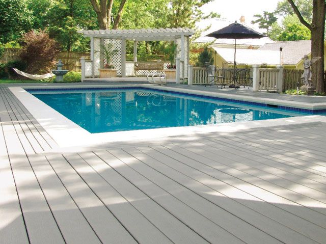 Inheriting The Natural Wood S Features Beautiful And Comfortable Seven Trust Wpc Hollow Decking Has Many Sizes Colors As Available Options