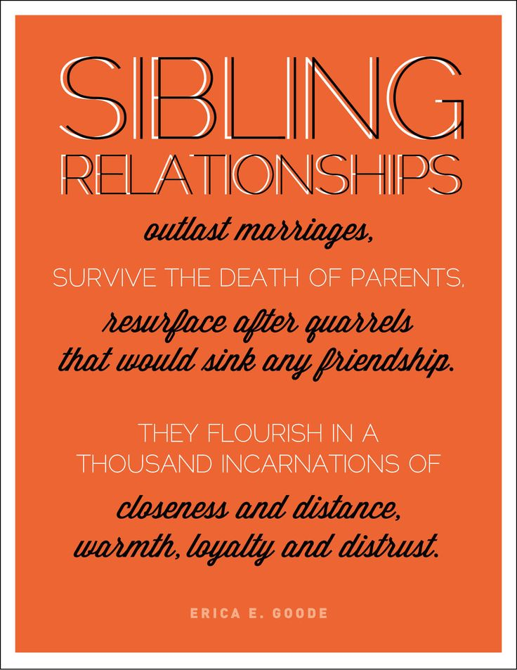 quotes about siblings - photo #38