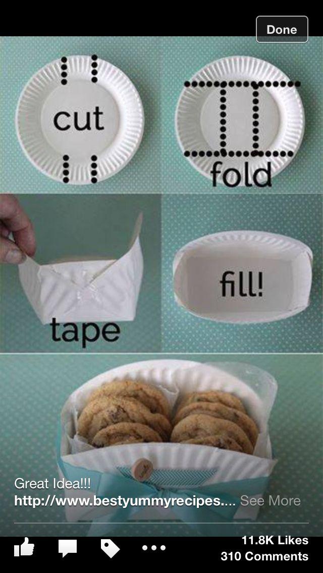 Presentation idea for baking @pitchia dit is net wat voor jou ;-)