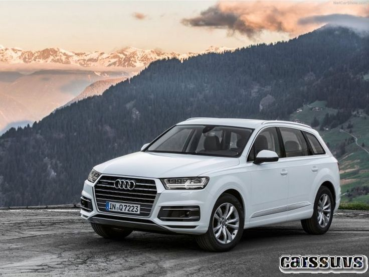 The new 2018-2019 Audi Q7  year: photo price and equipment, video