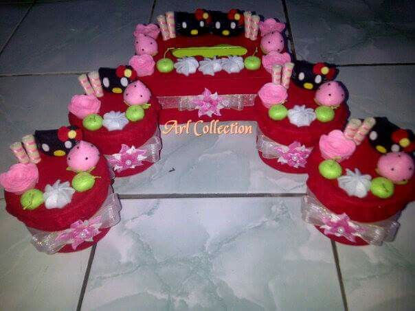 Kotis n toples hias set