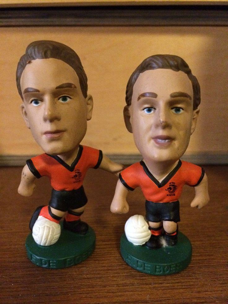 De Boertjes, Frank en Ronald. Kreeg je in 1998 (?) bij Blokker.