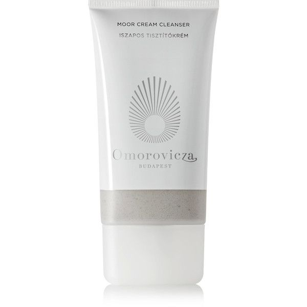 Omorovicza Moor Cream Cleanser, 150ml featuring polyvore, beauty products, skincare, face care, face cleansers, colorless, omorovicza, cream facial cleanser, paraben free face cleanser, paraben free facial cleanser and paraben-free face wash