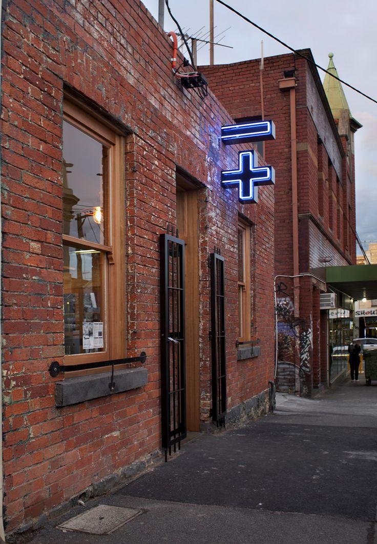 Jimmy Grants — Melbourne #signage