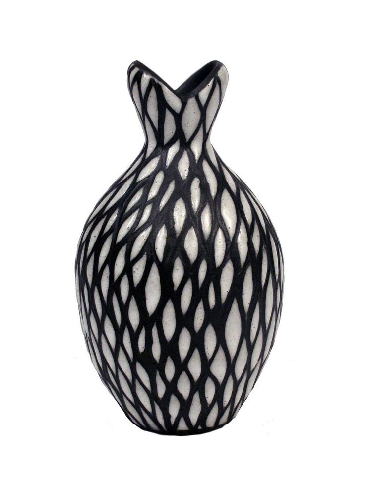 Tribal Series Vase by Michael Andersen