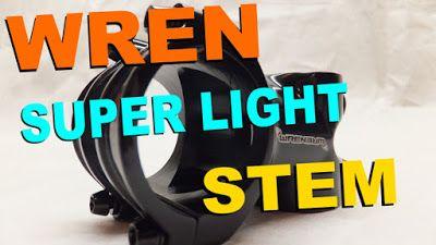 Super Light Stem | Wren Sports ~ Fatbike Republic