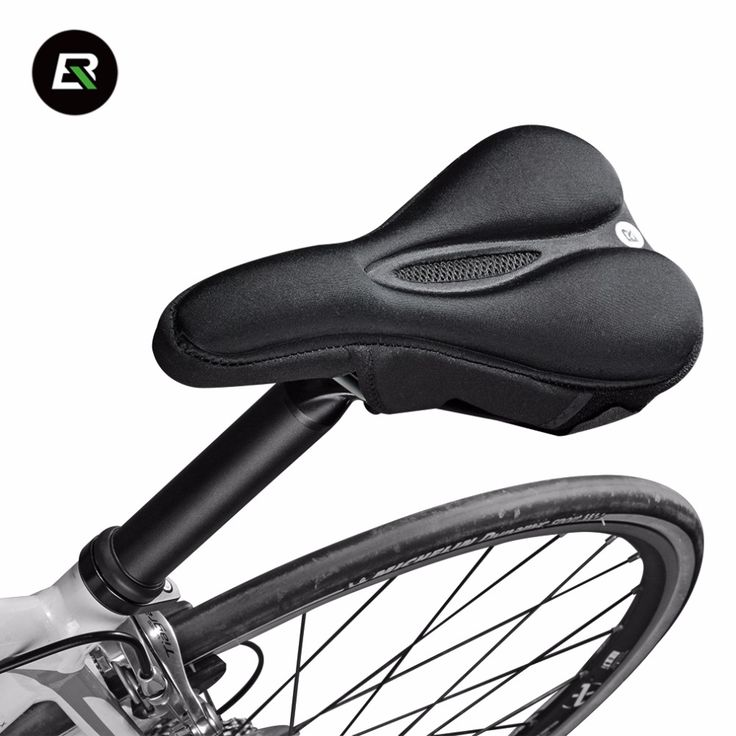 Rockbros Bicycle Saddle Comfortable Breathable Road Mountain Bike Silicagel Saddle Seat Cover Cushion Cycling Bike Parts 2017