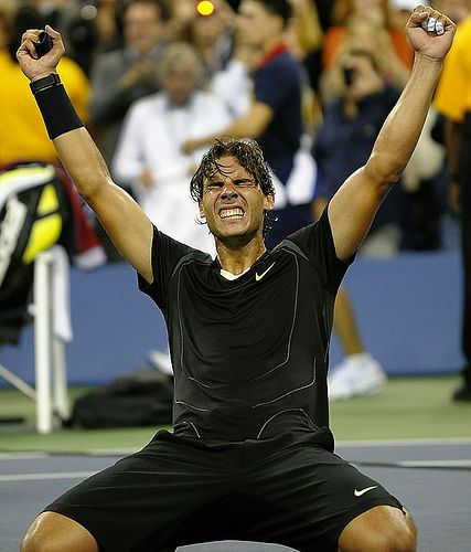 Rafael Nadal, US Open 2010 Champion