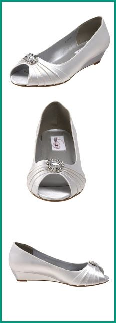 dyeable wedding shoes Dyeables Women's Anette Low-Heel Wedge $19.50 - $75.00 & FREE Returns on some sizes and colors.