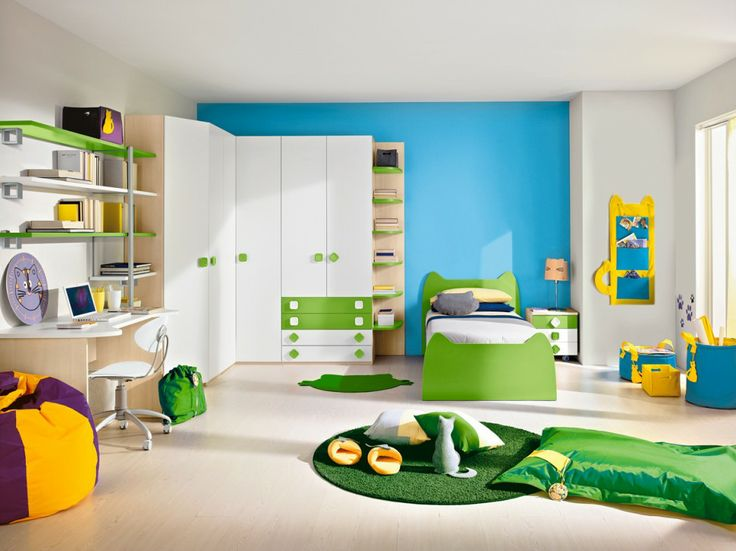 Camerette foto ~ Best camerette images bedroom kids kid bedrooms